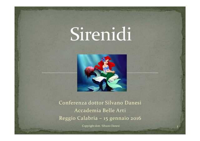 Sirenidi