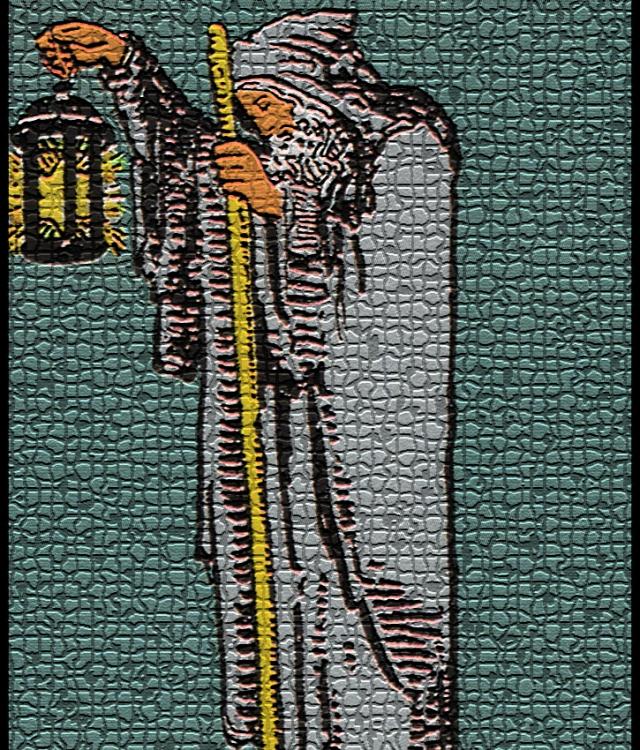 Eremita mosaico